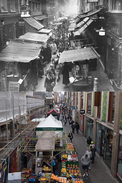 Fox Photos「A Look At London's Soho - Then And Now」:写真・画像(16)[壁紙.com]