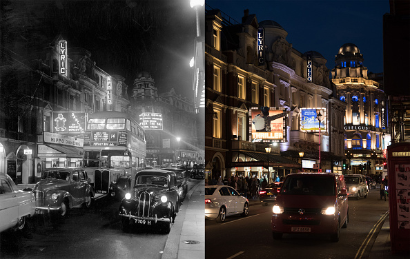 Monty Fresco「A Look At London's Soho - Then And Now」:写真・画像(8)[壁紙.com]