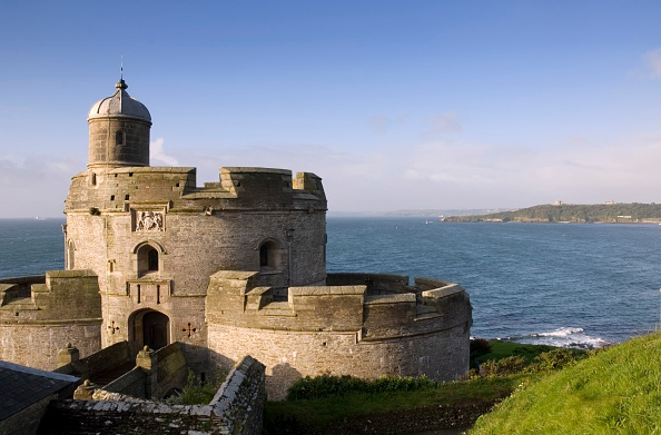 Physical Geography「St Mawes Castle, Cornwall, 2008」:写真・画像(14)[壁紙.com]