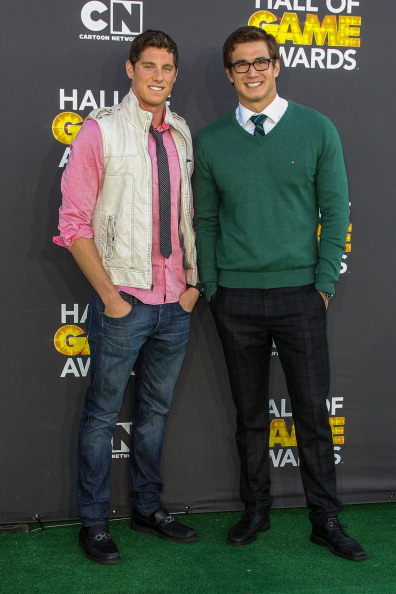 """Nathan Adrian「3rd Annual Cartoon Network's """"Hall Of Game"""" Awards - Arrivals」:写真・画像(10)[壁紙.com]"""