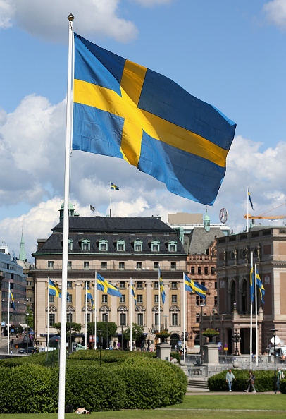 Stockholm「The Wedding Of Princess Madeleine & Christopher O'Neill - Atmosphere」:写真・画像(1)[壁紙.com]
