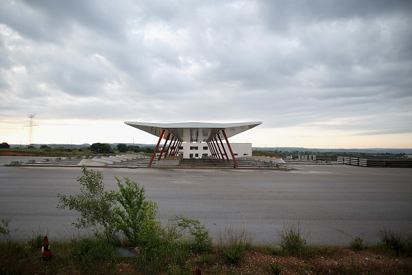 Economy「Spain's 70 Million Euro Ghost Highway Remains Abandoned In Madrid」:写真・画像(4)[壁紙.com]