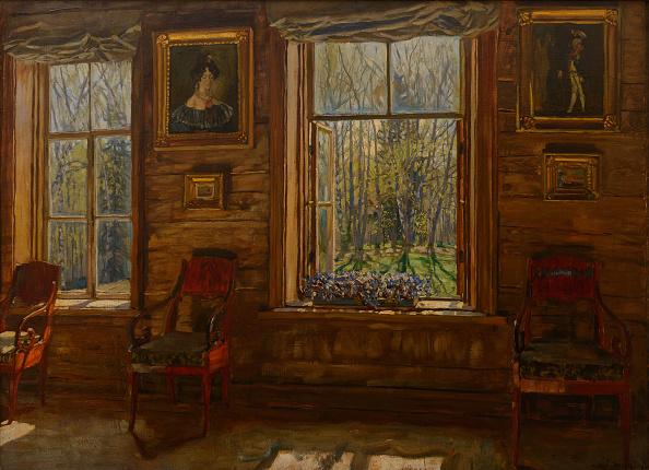 風景(季節別)「In An Old House 1912-1913」:写真・画像(9)[壁紙.com]