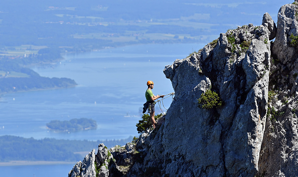 Outdoors「Bavaria's Lakes And Mountains Draw Summer Visitors」:写真・画像(12)[壁紙.com]
