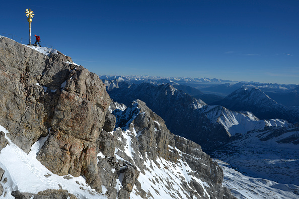 European Alps「Warm Temperatures Persist In Central Europe」:写真・画像(3)[壁紙.com]