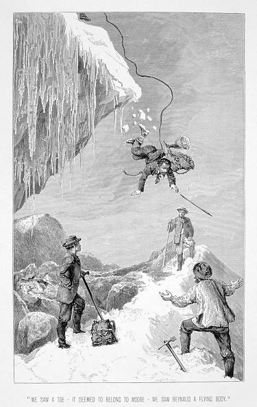 Pennine Alps「Mountaineering Accident 19th Century」:写真・画像(8)[壁紙.com]