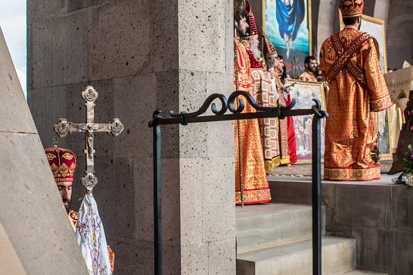 Administrator「Commemorations Are Held To Mark The Centenary Of The Armenian Genocide」:写真・画像(3)[壁紙.com]