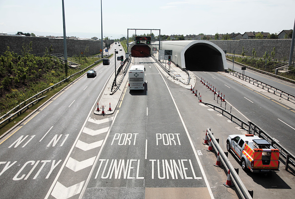 Entering「Dublin Port Tunnel and M1 motorway, Dublin, Ireland 2008」:写真・画像(12)[壁紙.com]