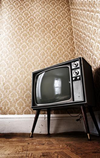 Electrical Equipment「Retro Television」:スマホ壁紙(4)
