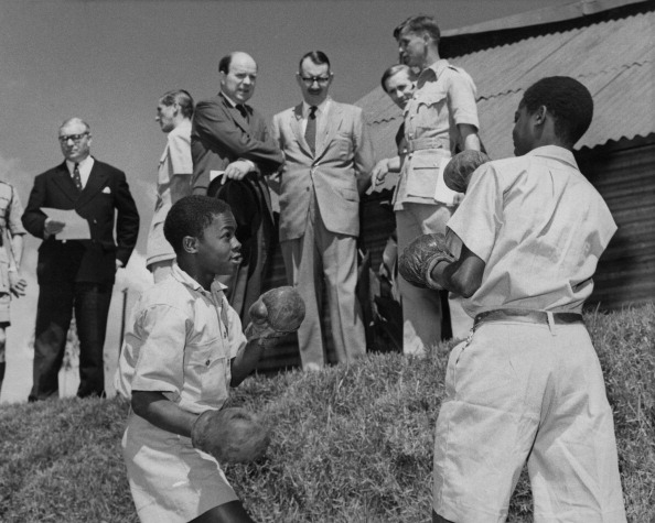 Caucasian Ethnicity「Colonial Secretary In Kenya」:写真・画像(3)[壁紙.com]