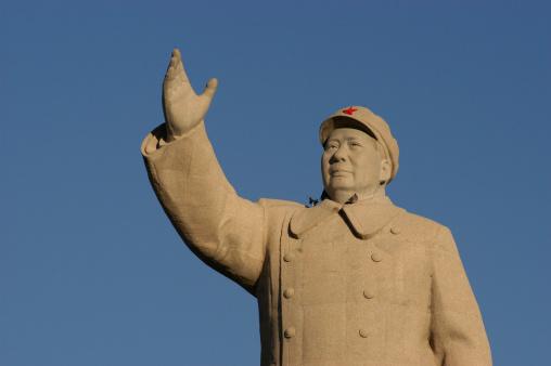 Shanghai「Mao Zedong Statue」:スマホ壁紙(16)