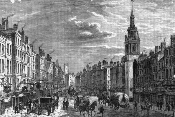 18th Century Style「Cheapside」:写真・画像(2)[壁紙.com]