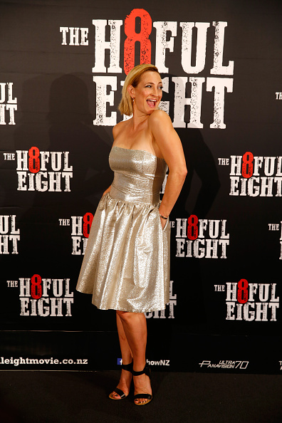 Alternative Pose「The Hateful Eight Auckland Premiere - Arrivals」:写真・画像(3)[壁紙.com]