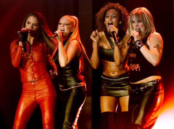 MTVヨーロッパ音楽賞「Spice Girls」:写真・画像(11)[壁紙.com]