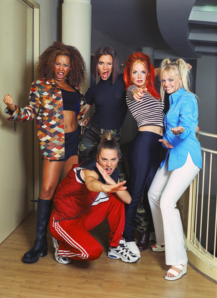 Ginger - Spice「The Spice Girls」:写真・画像(11)[壁紙.com]