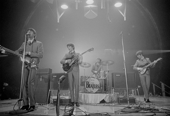 North America「Beatles On Stage」:写真・画像(5)[壁紙.com]