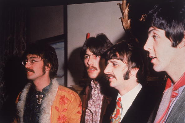 Mustache「The Beatles」:写真・画像(11)[壁紙.com]