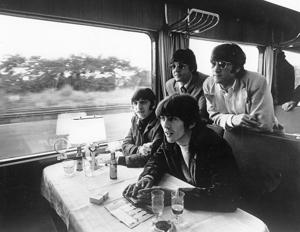 Railroad Car「Beatles Train Tour」:写真・画像(17)[壁紙.com]