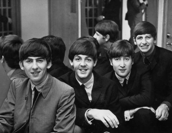 ビートルズ「Beatles In Sweden」:写真・画像(9)[壁紙.com]