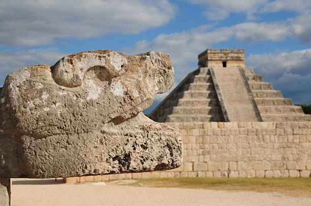 Chichen Itza, Mexico.:スマホ壁紙(壁紙.com)