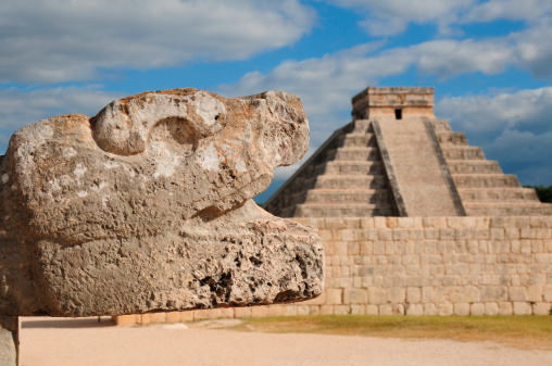 Latin American Civilizations「Chichen Itza, Mexico.」:スマホ壁紙(19)