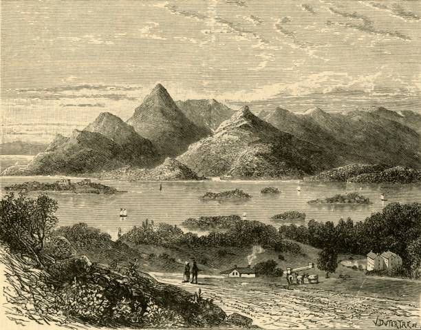 Glengariff Harbour And Bantry Bay From The Eccles Hotel:ニュース(壁紙.com)