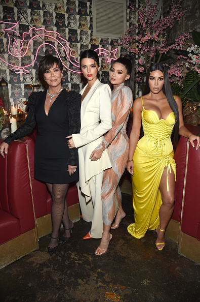 Kim Kardashian「The Business Of Fashion Celebrates Special Print Edition On 'The Age Of Influence' In NYC」:写真・画像(9)[壁紙.com]