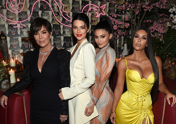Kim Kardashian「The Business Of Fashion Celebrates Special Print Edition On 'The Age Of Influence' In NYC」:写真・画像(7)[壁紙.com]