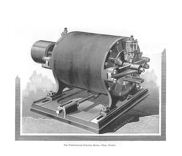 Cycle - Vehicle「The Westinghouse Alternating Current Motor by Nikola Tesla, 1888-1889」:写真・画像(18)[壁紙.com]