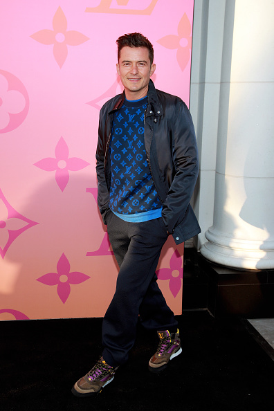 Orlando Bloom「Louis Vuitton Unveils Louis Vuitton X: An Immersive Journey - Arrivals」:写真・画像(15)[壁紙.com]