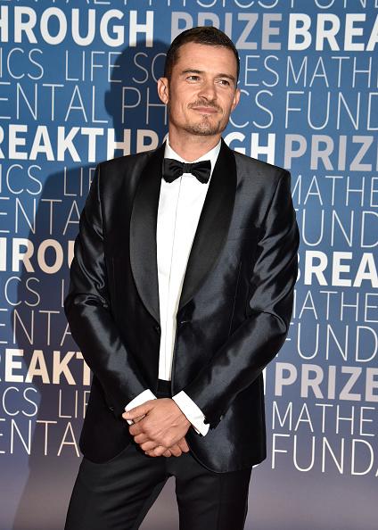 オーランド・ブルーム「2019 Breakthrough Prize - Red Carpet」:写真・画像(3)[壁紙.com]