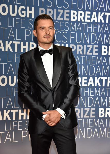 オーランド・ブルーム「2019 Breakthrough Prize - Red Carpet」:写真・画像(9)[壁紙.com]