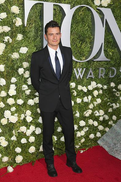 オーランド・ブルーム「2017 Tony Awards - Red Carpet」:写真・画像(2)[壁紙.com]
