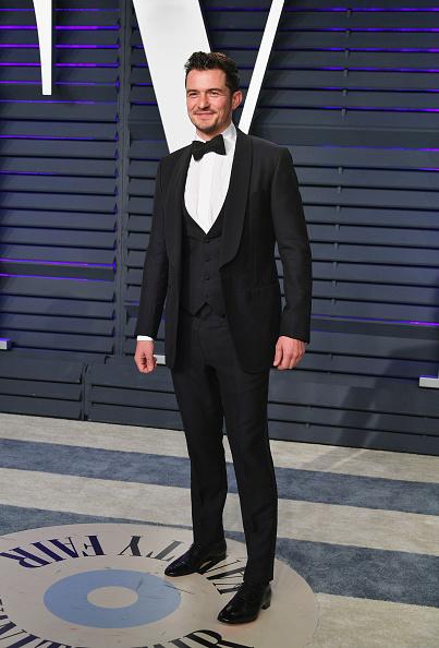 オーランド・ブルーム「2019 Vanity Fair Oscar Party Hosted By Radhika Jones - Arrivals」:写真・画像(0)[壁紙.com]