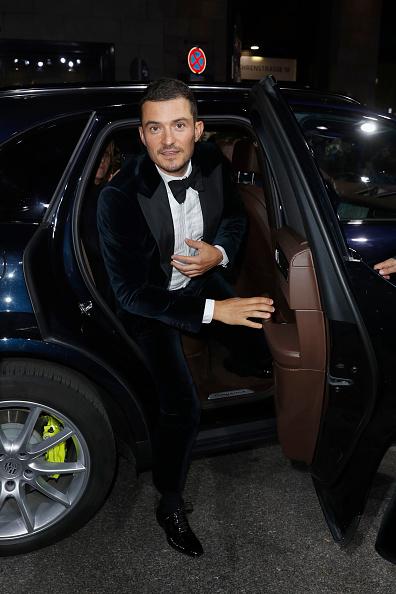オーランド・ブルーム「Red Carpet Arrivals - GQ Men Of The Year Award 2018」:写真・画像(14)[壁紙.com]
