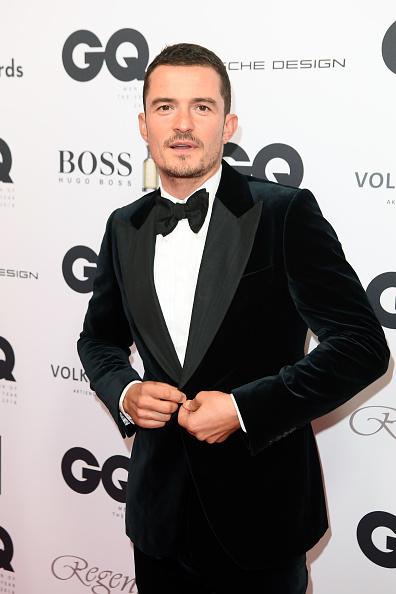 オーランド・ブルーム「Red Carpet Arrivals - GQ Men Of The Year Award 2018」:写真・画像(18)[壁紙.com]
