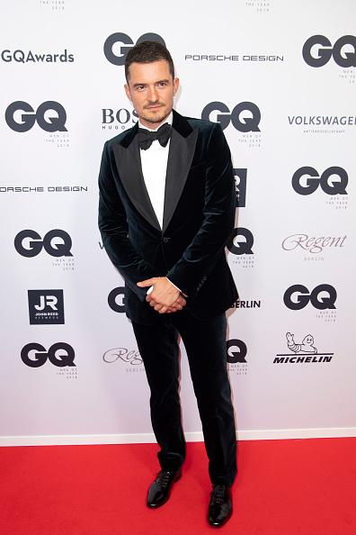 オーランド・ブルーム「Red Carpet Arrivals - GQ Men Of The Year Award 2018」:写真・画像(16)[壁紙.com]