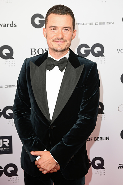Orlando Bloom「Red Carpet Arrivals - GQ Men Of The Year Award 2018」:写真・画像(9)[壁紙.com]