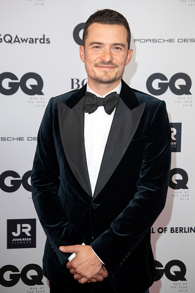 Orlando Bloom「Red Carpet Arrivals - GQ Men Of The Year Award 2018」:写真・画像(7)[壁紙.com]