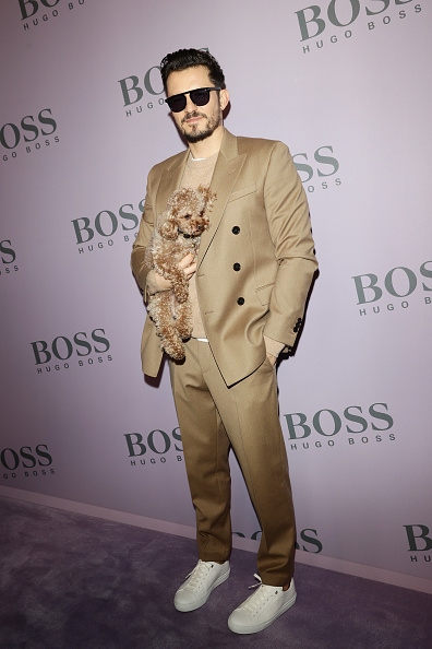 Orlando Bloom「BOSS - Photocall - Milan Fashion Week Fall/Winter 2020」:写真・画像(17)[壁紙.com]