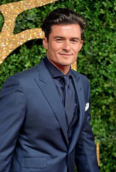Orlando Bloom「British Fashion Awards 2015 - Red Carpet Arrivals」:写真・画像(19)[壁紙.com]