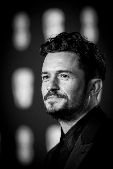オーランド・ブルーム「EE British Academy Film Awards - Red Carpet Arrivals」:写真・画像(19)[壁紙.com]