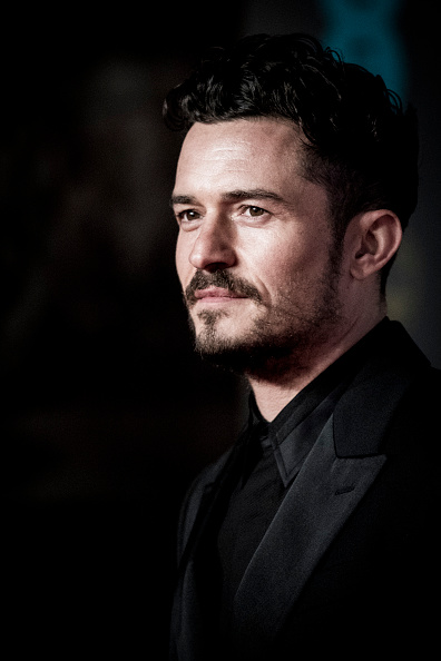 オーランド・ブルーム「EE British Academy Film Awards - Red Carpet Arrivals」:写真・画像(0)[壁紙.com]