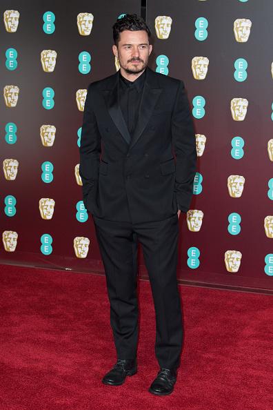 オーランド・ブルーム「EE British Academy Film Awards - Red Carpet Arrivals」:写真・画像(18)[壁紙.com]