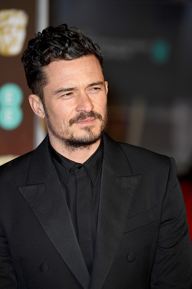 オーランド・ブルーム「EE British Academy Film Awards - Red Carpet Arrivals」:写真・画像(2)[壁紙.com]