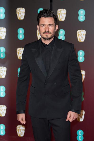 オーランド・ブルーム「EE British Academy Film Awards - Red Carpet Arrivals」:写真・画像(16)[壁紙.com]