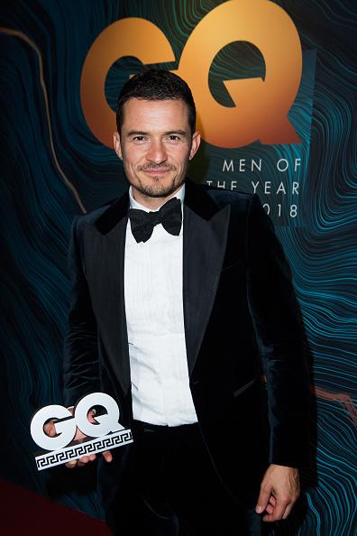 オーランド・ブルーム「After Show Party - GQ Men Of The Year Award 2018」:写真・画像(1)[壁紙.com]