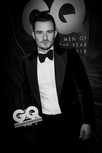 オーランド・ブルーム「After Show Party - GQ Men Of The Year Award 2018」:写真・画像(0)[壁紙.com]
