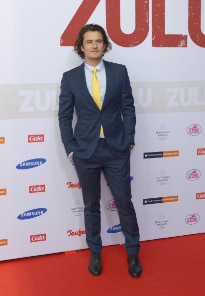 オーランド・ブルーム「'ZULU' German Premiere」:写真・画像(13)[壁紙.com]