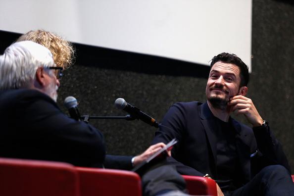 オーランド・ブルーム「Orlando Bloom Meets The Audience - 12th Rome Film Fest」:写真・画像(5)[壁紙.com]